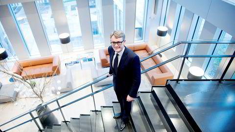 Aker-sjef Øyvind Eriksen ser tilbake på 2016 og snakker om mulighetene i 2017.