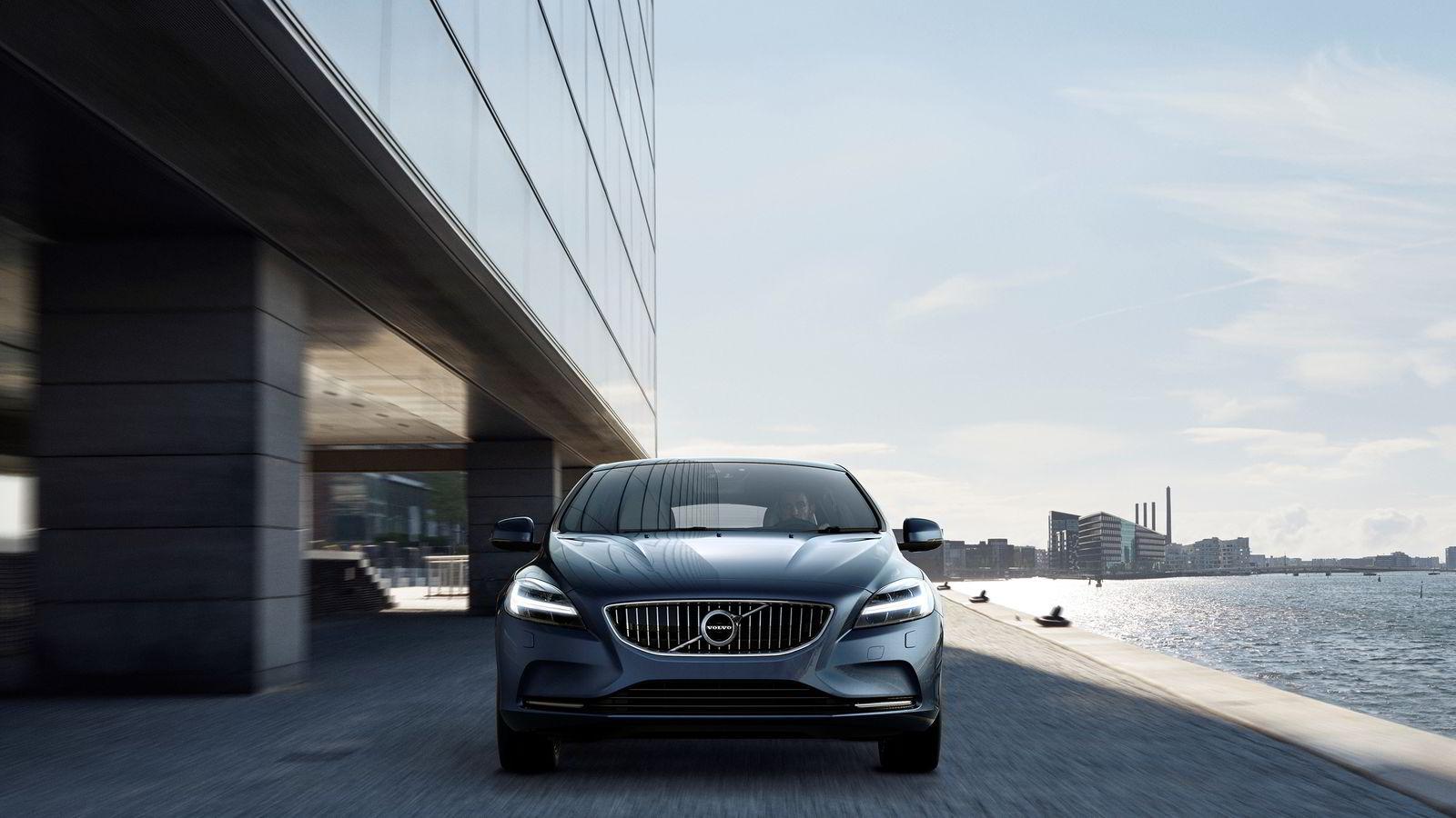 I første omgang er det V40-modellen som Volvo vil la kundene lease direkte på nettet.