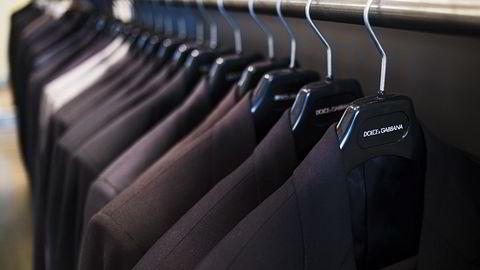 Prisene på klær i norske butikker begynte å stige ifjor, for første gang på 20 år. Illustrasjonsfoto: Per Thrana