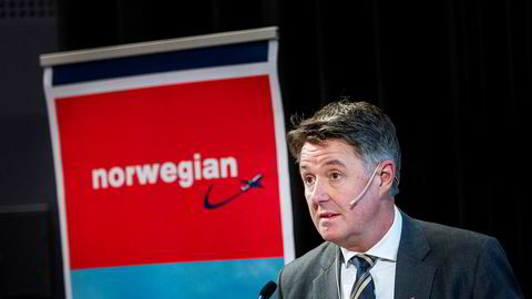 Norwegians fungerende toppsjef Geir Karlsens rådgivere tror selskapet har fått på plass tilstrekkelig støtte til sin låne-løsning.