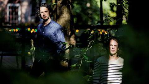 Komikerbrødrene Vegard Ylvisåker (40) (til venstre) og Bård Ylvisåker fortsetter suksessen.
