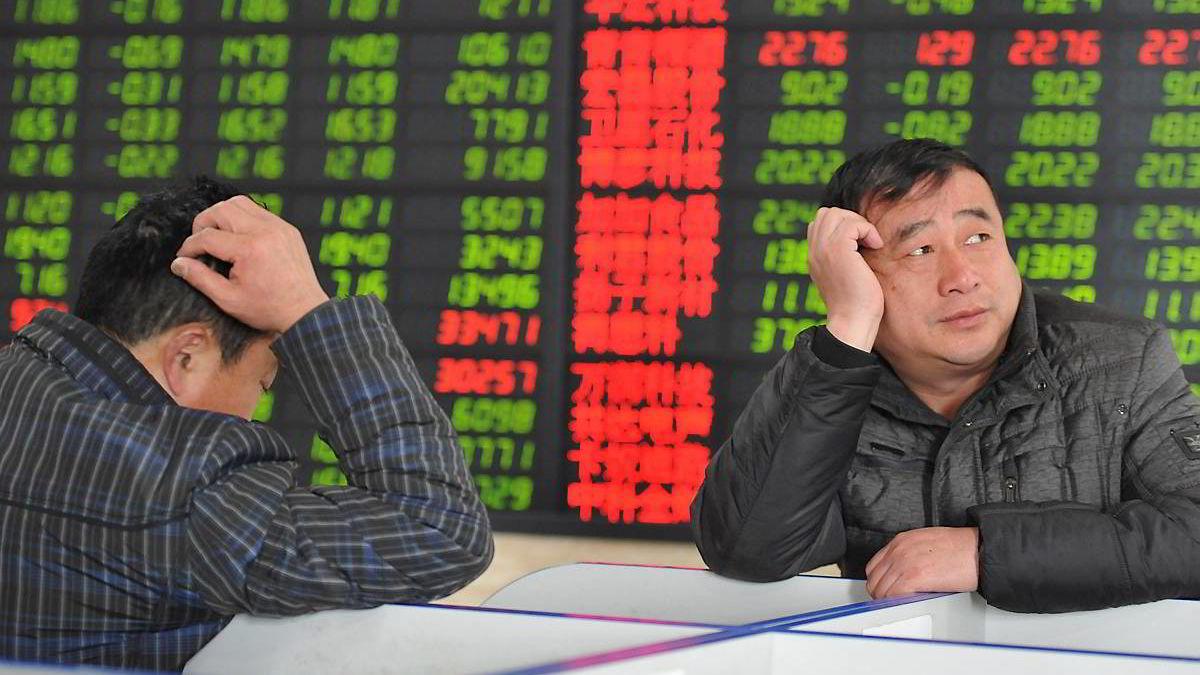 Asia i dag: Venter på børskrasj i Kina   DN