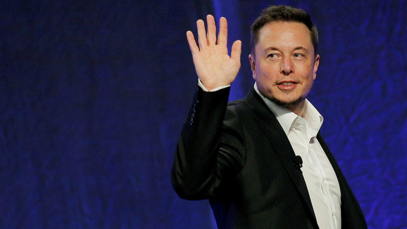 Onsdag kveld ble det klart at Tesla taper mer enn forventet. Foto: Brian Snyder / Reuters / NTB Scanpix
