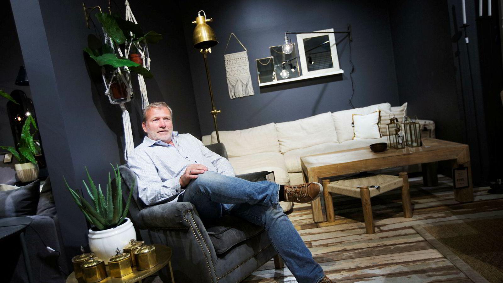 XXL-gründer Øivind Tidemandsen forteller at forsøket på å lage en vinnerkultur har gått over styr.