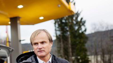 Øystein Stray Spetalen eier cirka 20 prosent i Nickel Mountain Group (NMG). Selskapet vil etterhvert få et nytt navn som bedre gjenspeiler den nye virksomheten med finans og administrasjon av gjeldsporteføljer. Foto: