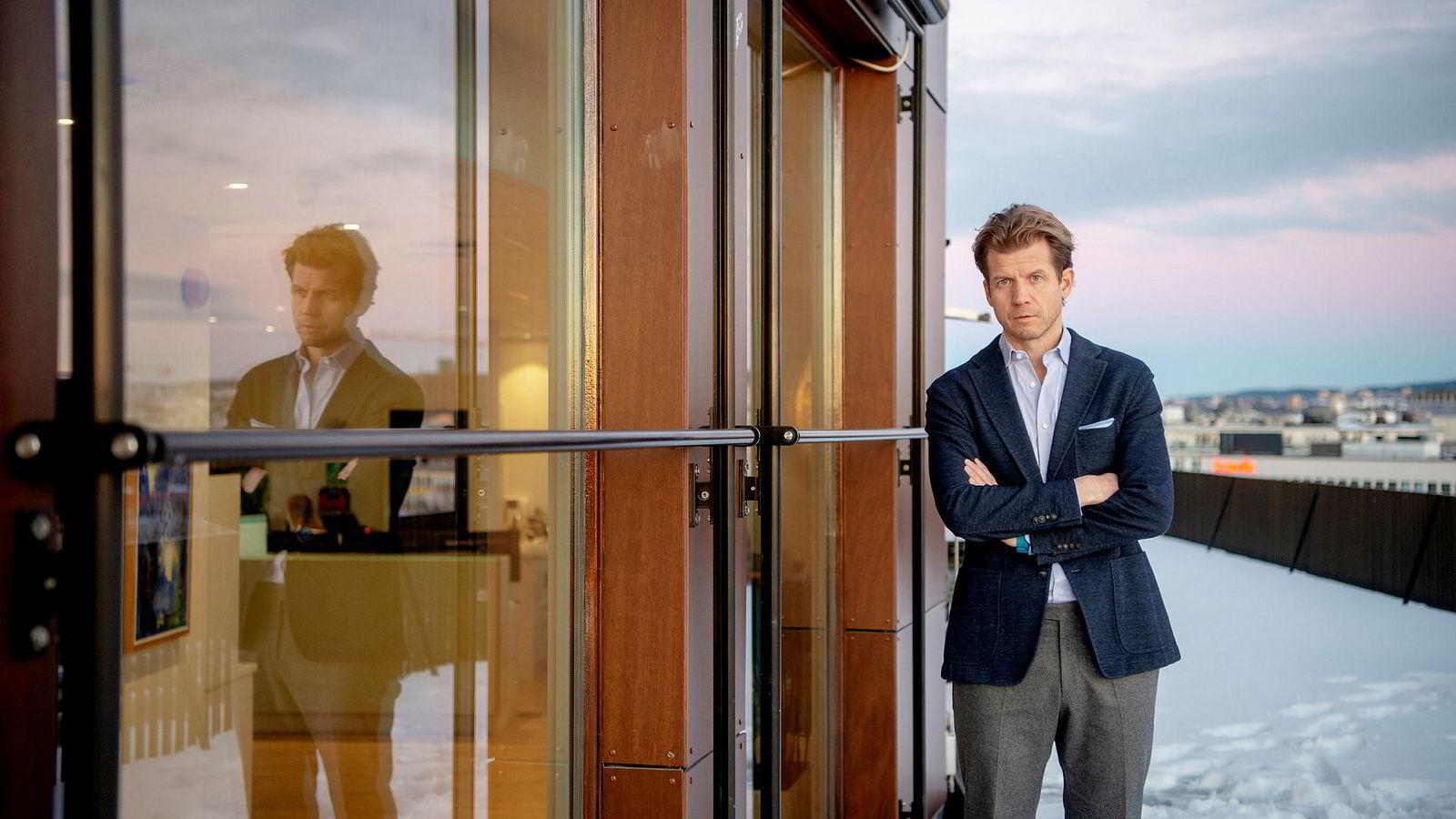 Advokat Harald Hauge har representert Johan H. Andresens selskap Ferd i skattespørsmål i en årrekke. Han mener det er gode grunner til at Ferd slapp med fritak for skatt på gevinstene fra Herkules-fondet som DN har omtalt.