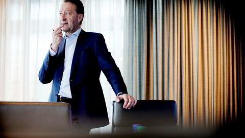 Investor Bjørn Rune Gjelsten kom inn på eiersiden i BewiSynbra våren 2018, og ville ta gevinst ved en notering på Oslo Børs.