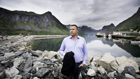 - Vi har mange arbeidsplasser som er knyttet opp til fisket, understreker ordfører Fred Ove Flakstad i Torsken kommune. Arkivbilde. FOTO: Marius Fiskum