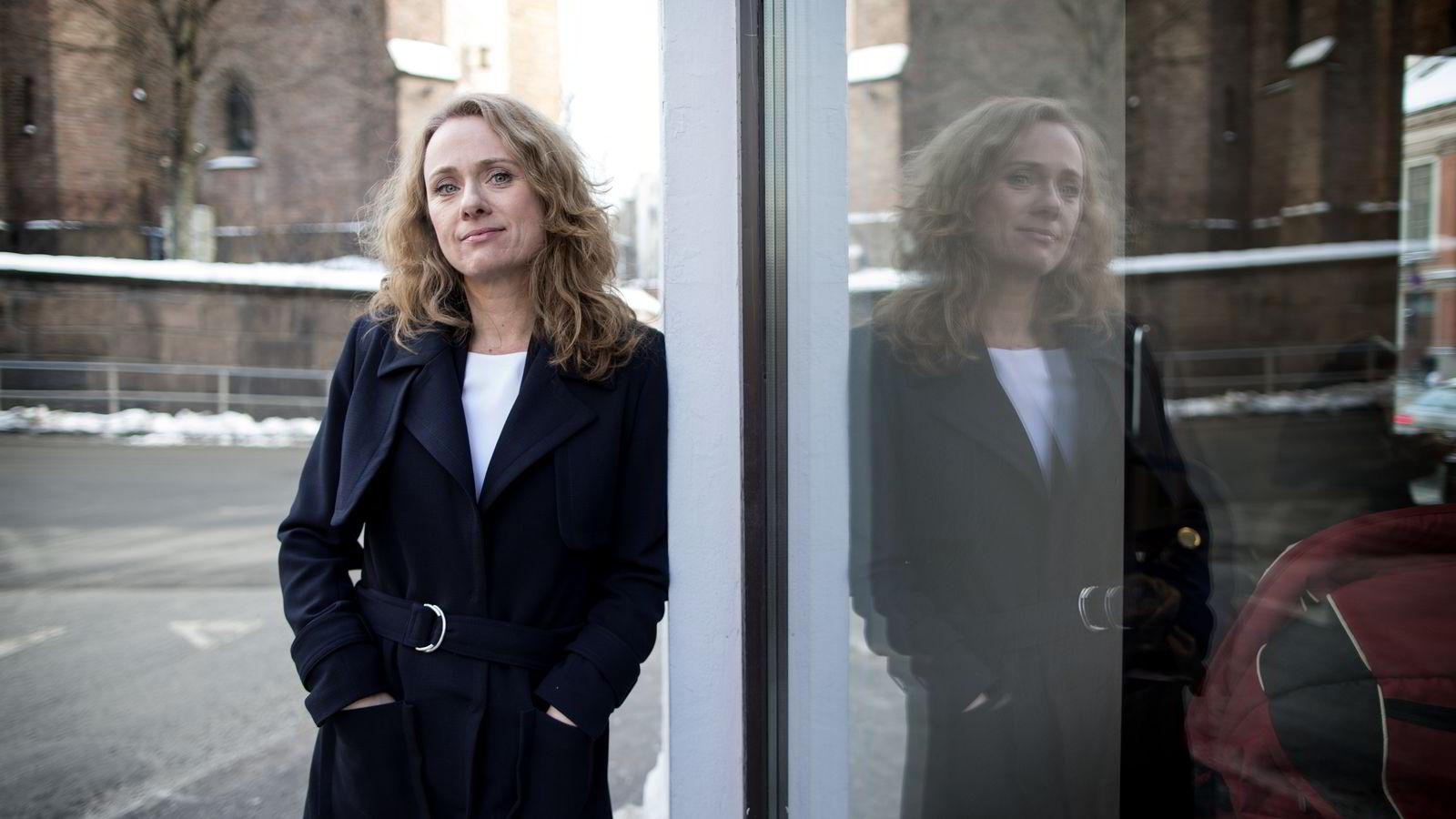 Arbeids- og sosialminister Anniken Hauglie brukte studietiden til å rendyrke det hun virkelig var interessert i.