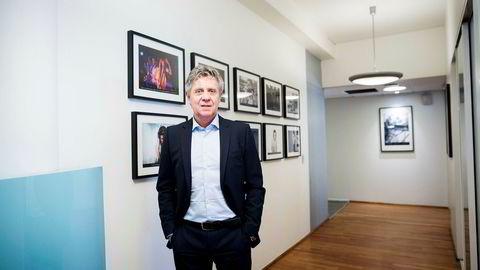 Administrerende direktør i Tono Cato Strøm.