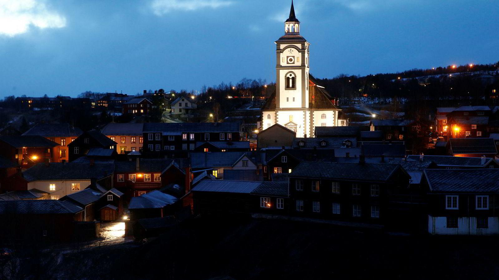Den norske kirke har fått en ny forskrift for regnskapsføring av pensjonsplikter.