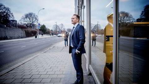 – Egenkapitalbevis er blitt kalt aksjer med airbag, sier administrerende direktør i Sparebanken Vest, Jan Erik Kjerpeseth.