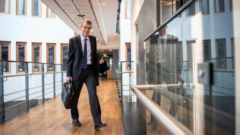 Pareto-eier Svein Støle forklarte seg i Oslo tingrett i oktober. Støle har ikke besvart DNs henvendelse om erstatningskravene som kan vente Pareto når straffesaken er over.