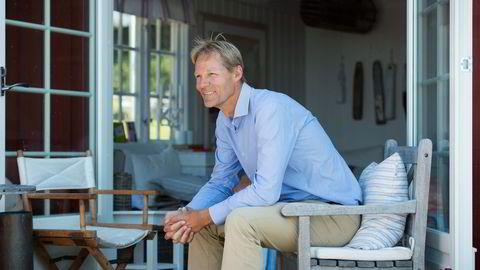 Utbygging av kjøpesenter på Husnes i Sunnhordland ble en nesestyver for investoren Kurt Mosvold. – Vi trodde vi skulle få et overskudd på 100 millioner kroner. Vi endte med et tap på 50, sier han. Foto: Anders Martinsen