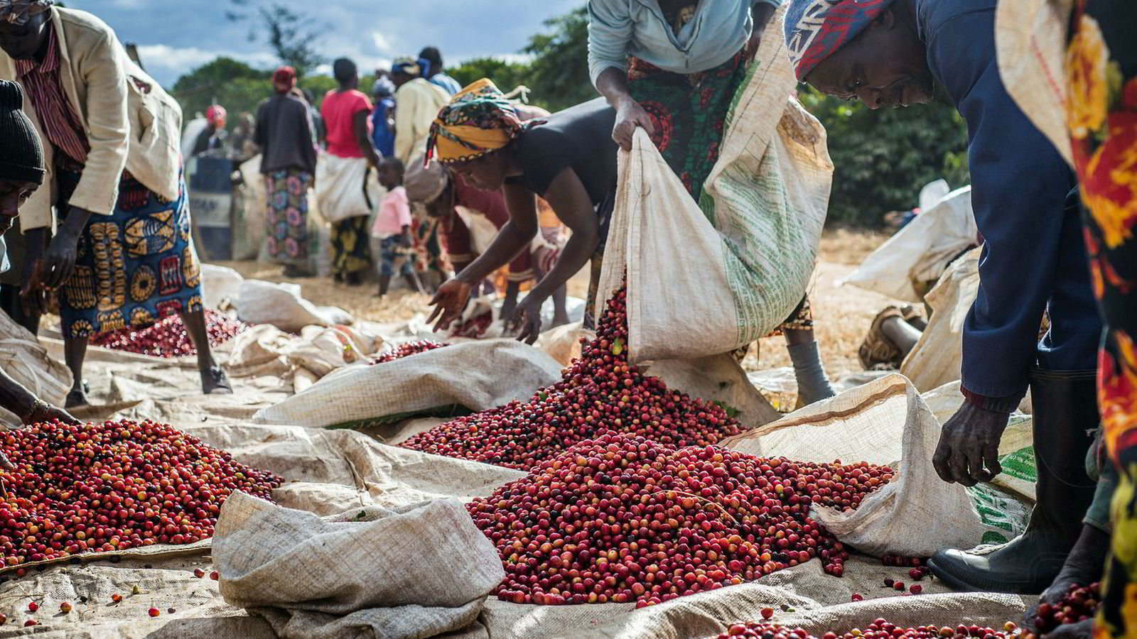 Med Zambia fikk den tiltagende uroen i verdens såkalt fremvoksende markeder enda et finansielt offer.