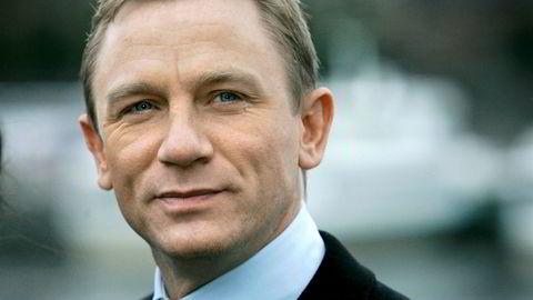 Dagbladet trodde de intervjuet Daniel Craig. Men det var en dobbeltgjenger som spilte avisen et puss.