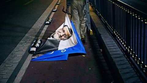 Spanias statsminister Mariano Rajoy sliter med å danne regjering. Foto: Daniel Ochoa de Olza, AP/NTB Scanpix