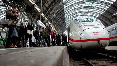 Europakommisjonen stoppet nylig fusjonen mellom tyske Siemens og franske Alstom, selskaper i markedet for tog og signalsystemer.