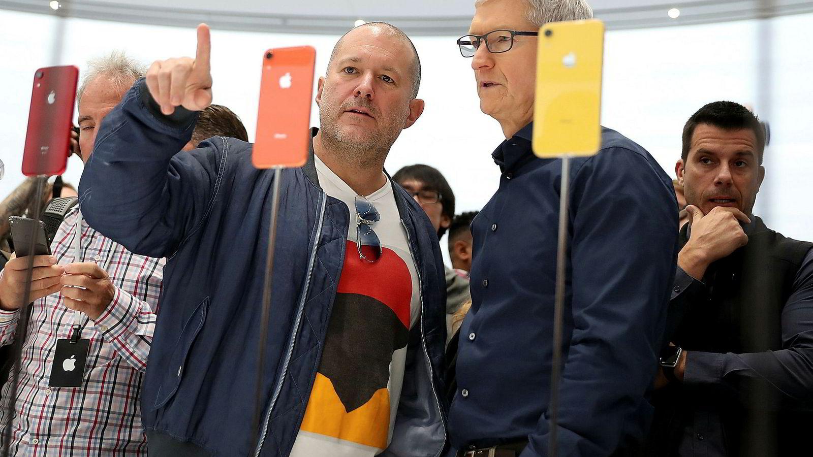 Skjermprodusenten Japan Display satset alt på å levere skjermer til Apple. Salget av «billigmodellen» Iphone XR, som konsernsjef Tim Cook lanserte i fjor høst,  har skuffet. Dette rammer Japan Display hardt. Nå kjemper selskapet en kamp for å overleve.