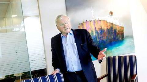 FEILET. Det John Fredriksen-kontrollerte Seadrill mislyktes med å hente vel seks milliarder kroner i gjeld. Foto: