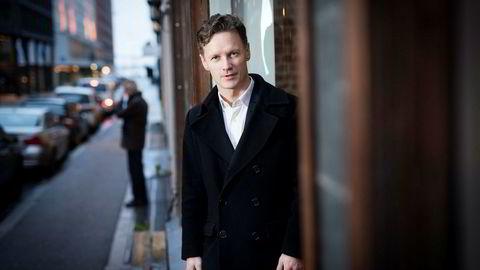 Sjeføkonom Bjørn-Roger Wilhelmsen i Nordkinn Asset Management ser ingen resesjon før tidligst 2020.