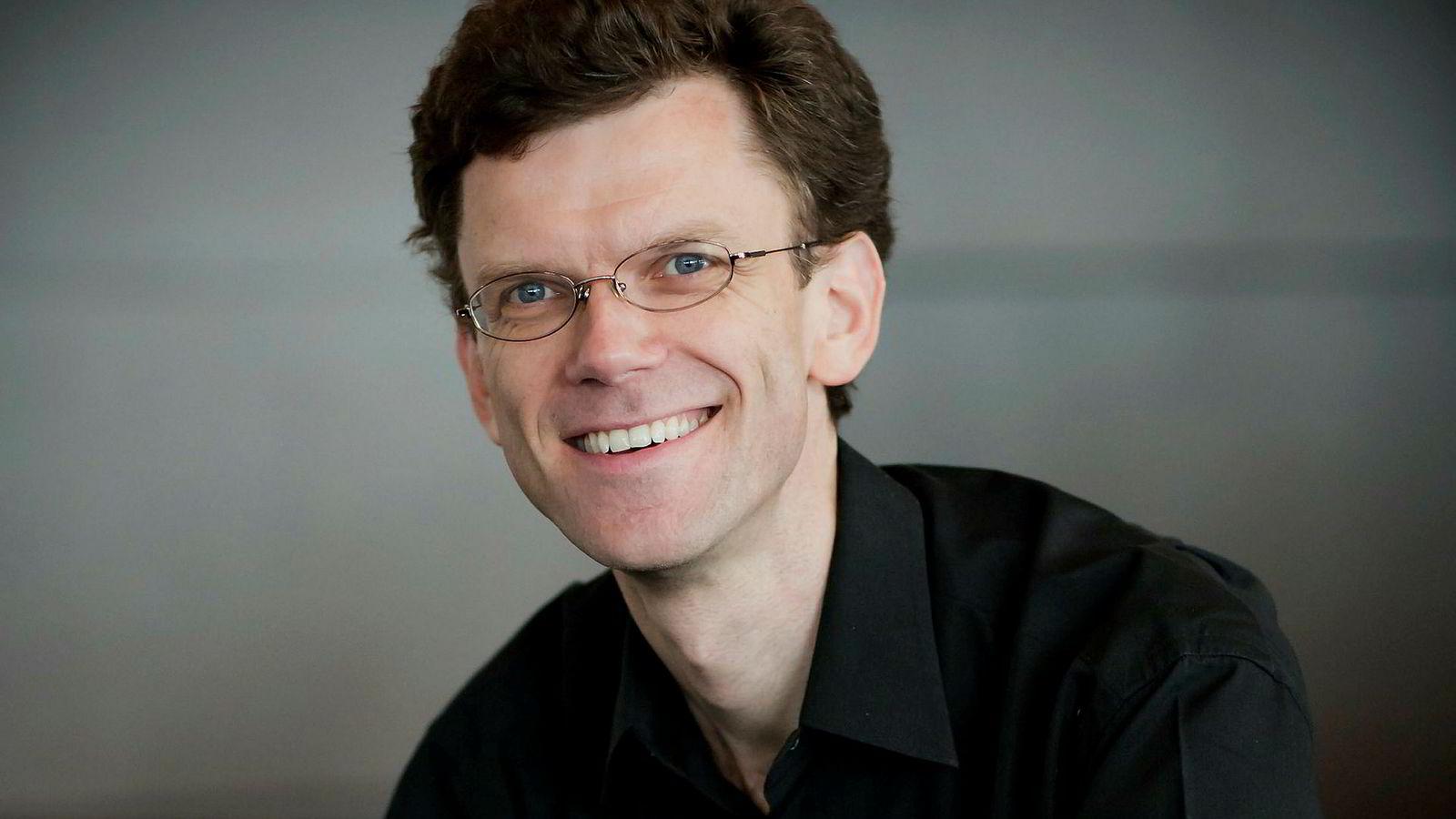 Petter-Børre Furberg blir ny sjef i Telenor Norge.