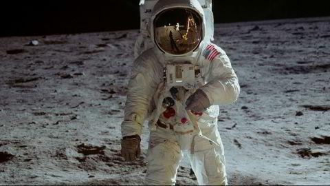 Prestisjeprosjekt. Dokumentaristen Todd Douglas Miller har sydd sammen kinoversjonen av «Apollo 11»-ekspedisjonen.