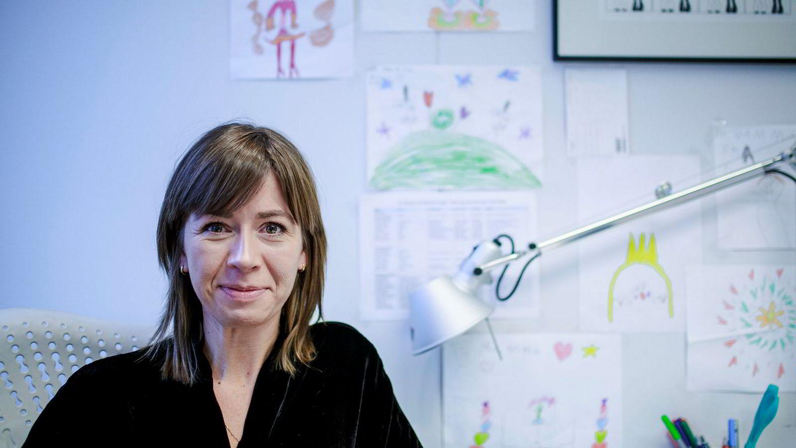 – Skal elevene lære noe, må lærerne kunne det først, sier Heidi Austlid, administrerende direktør i IKT Norge.