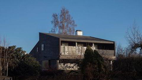 Egen klasse. Etter Byantikvarens vurdering har villaen på Vinderen, tegnet av arkitekt Odd Jebe, «særlige arkitektoniske kvaliteter som er i en helt egen klasse hva gjelder norsk etterkrigsarkitektur».