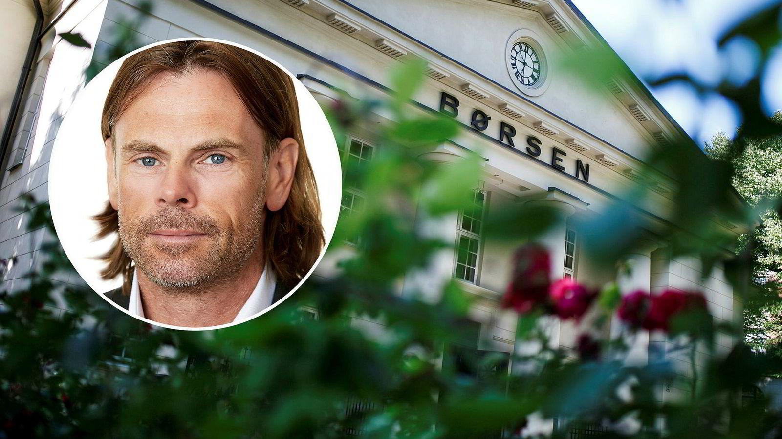 – Vi klarer oss godt alene, men er også positive til industrielle alternativer i en bransje som konsolideres raskt, sier visekonsernsjef Rune Syvertsen (innfelt) i børsnoterte Crayon Group.