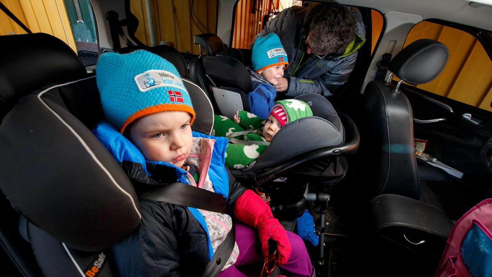 «De sterke økonomiske incentivene sammen med normkulturen i Norge kan forklare hvorfor alle tar ett års fødselspermisjon i Norge», skriver Katrine V. Løken, som setter spørsmålstegn ved om dette er en hensiktsmessig anvendelse av statens ressurser. Foto: Heiko Junge/