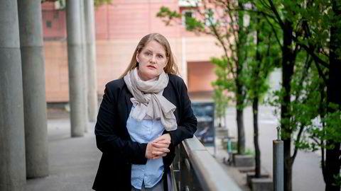 Avdelingsdirektør for kringkasting Inger Elise Mey i Tono er fornøyd med rettens avgjørelse. Tono har jaktet betaling fra en rekke radiokanaler hos Norsk Lokalkringkasting i flere år.