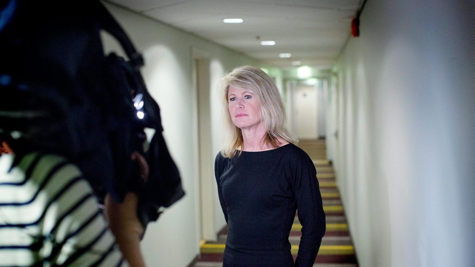 Westerdals nye rektor Tine Widerøe må nå forsøke å bygge merkevaren opp igjen etter flere skandaler rundt skolen. Foto: