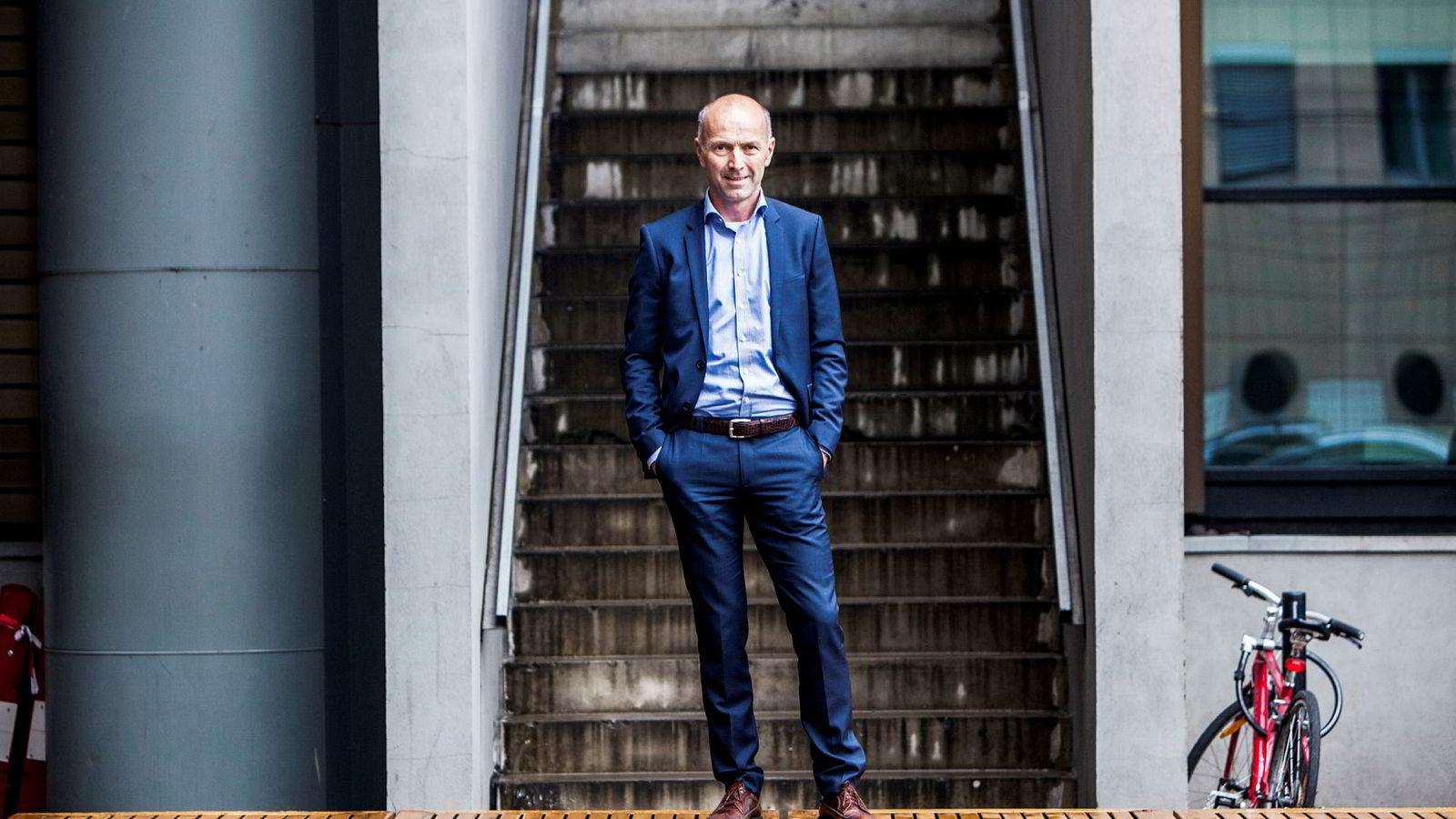 Styr privatøkonomien din selv, er den klare anbefalingen fra banksjef Gunnar Hovland i BN Bank.