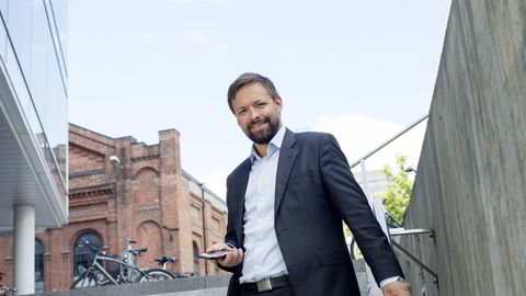 - Nå kan man betale online og i apper, og vi doblet nylig antall butikker over natten, sier Knut Anders Wangen, leder for MobilePay i Danske Bank i Norge.