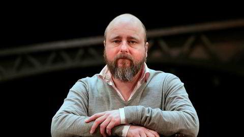 Kristian Seltun er i dag sjef på Trøndelag teater.