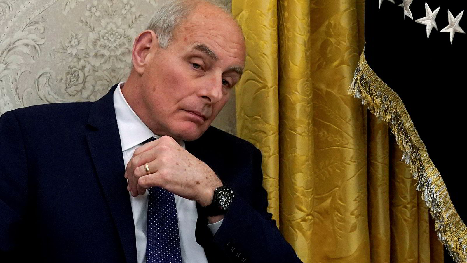 Stabssjef John Kelly kan snart bli erstattet, etter det NBC erfarer.