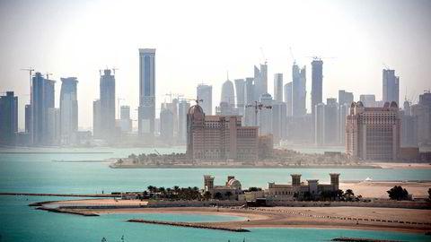 Søndag møtes rundt 15 produsentland til oljetoppmøte i Doha i Qatar. Foto: Elin Høyland