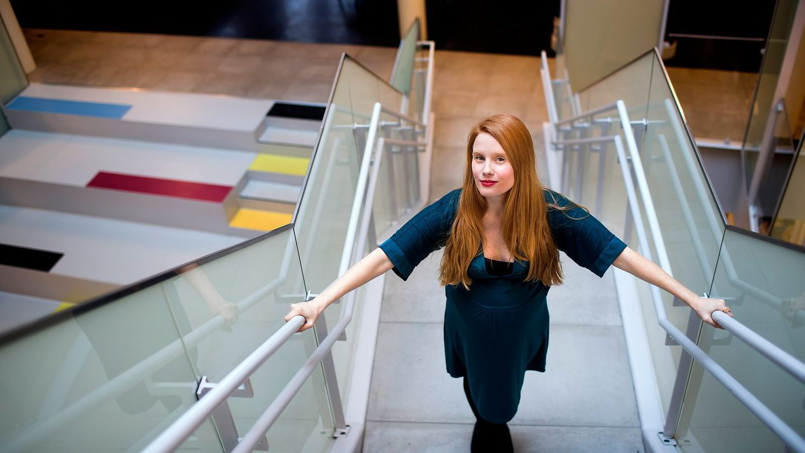 Susanne Kaluza er blitt satt pris på av Medienettverket.