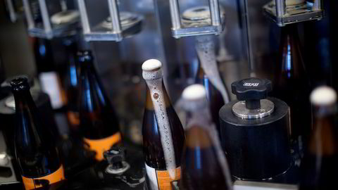 Stortinget ønsker ikke sterkøl i daglivarebutikkene. Foto: