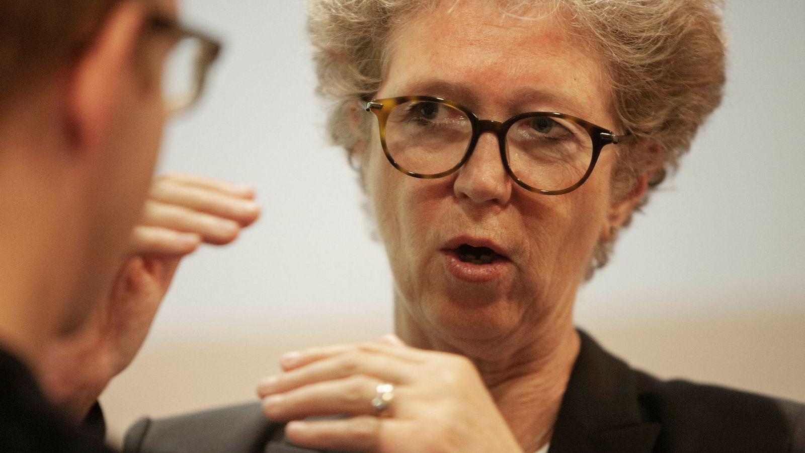 Hydro-sjef Hilde Merete Aasheim
