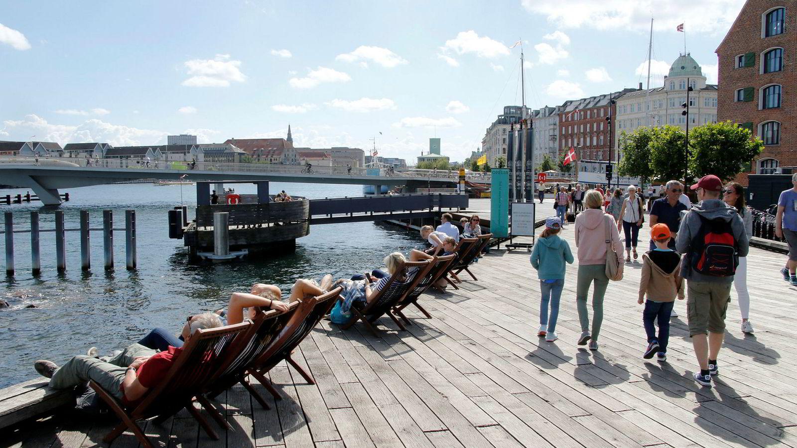 Ifølge The Economists er København den beste byen i Norden å bo i.
