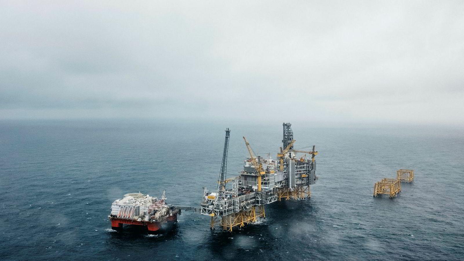 Johan Sverdrup feltet i Nordsjøen har vært redningen for norsk leverandørindustri de siste årene. Men toppen kan allerede være passert for en presset industri.