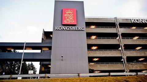 Aksjonærene i Kongsberggruppen har måttet se kursen falle med rundt 30 prosent siden årstoppen i starten av mai. Innsiderne ser imidlertid ikke ut til å la seg skremme.