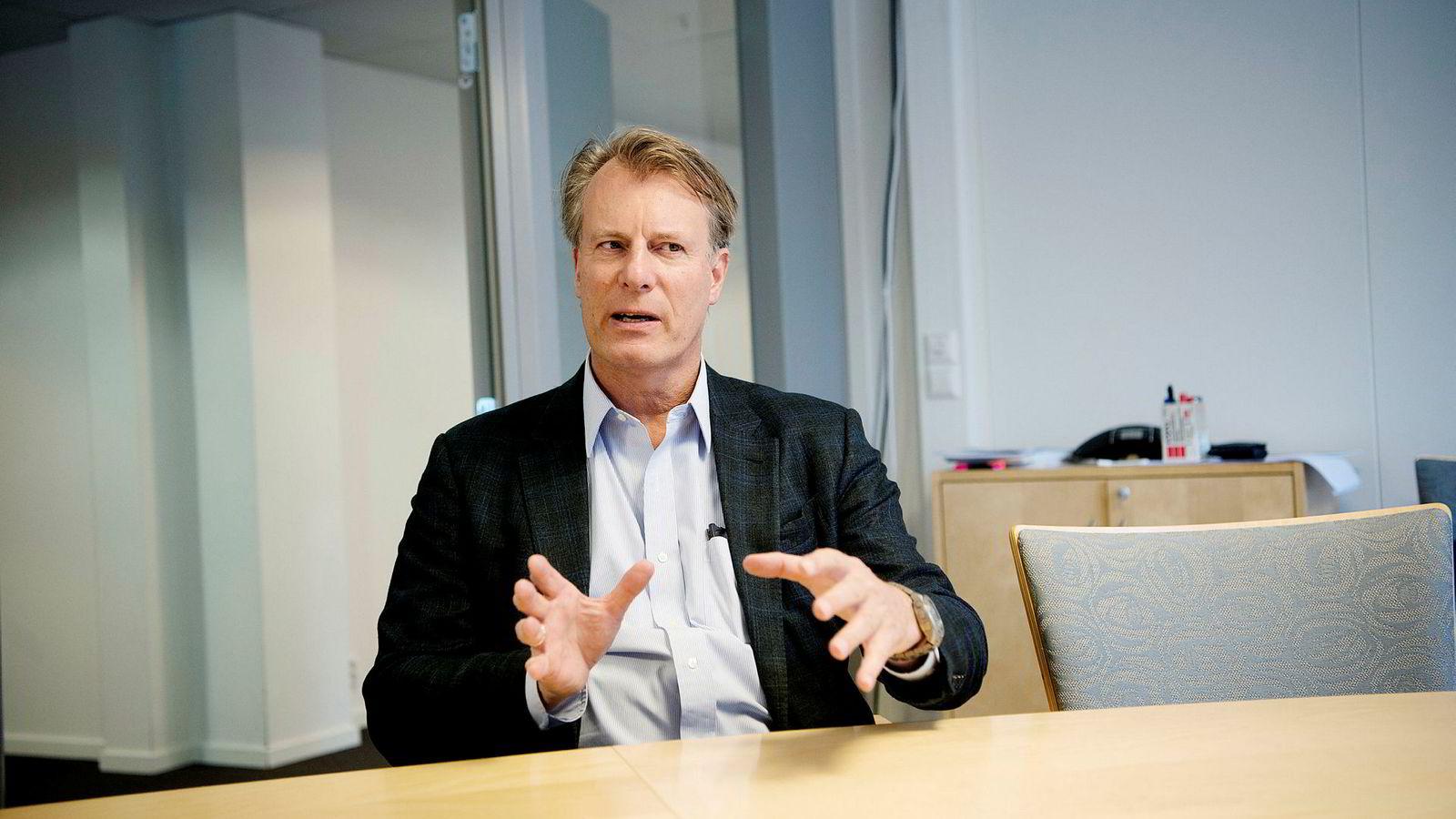 Johan H. Andresen er i dag leder av Etikkrådet for Oljefondet.