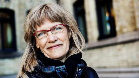 Karin Andersen (SV) mener det er ansvarsfraskrivelse fra politiet og justisministeren når ansvaret for Krekar skyves over på et asylmottak.Foto: Hampus Lundgren