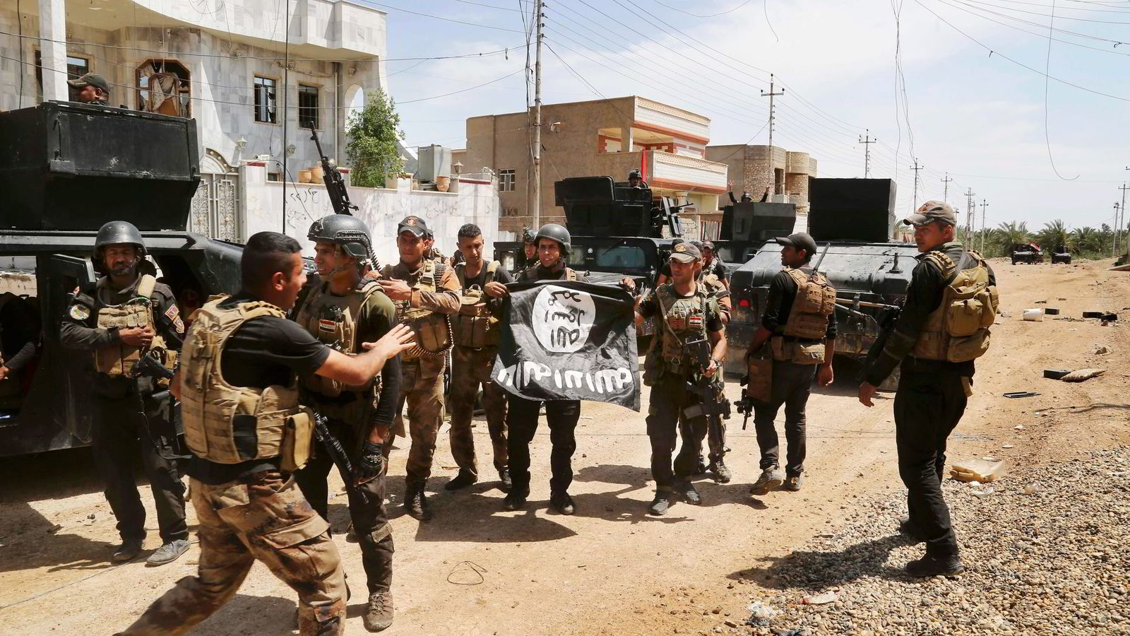 Terrorgruppen IS benytter seg teknologi for å rekruttere nye medlemmer.