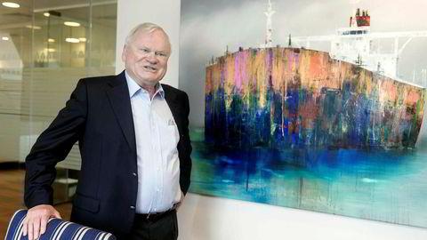 John Fredriksen ser frem til å samarbeide med Aker og Kjell Inge Røkke.