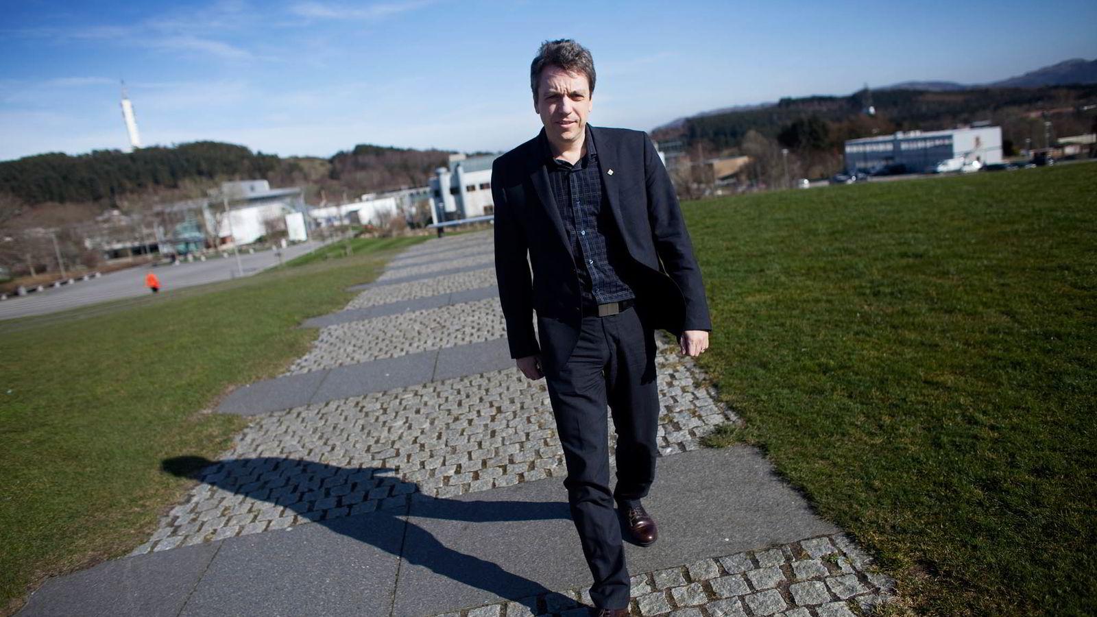 KRITISK. Hans Borge avfeier 28. april det faglige grunnlaget i rapportene fra FNs Klimapanel.