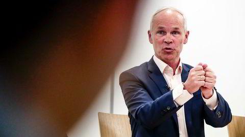 Kunnskaps- og integreringsminister Jan Tore Sanner.